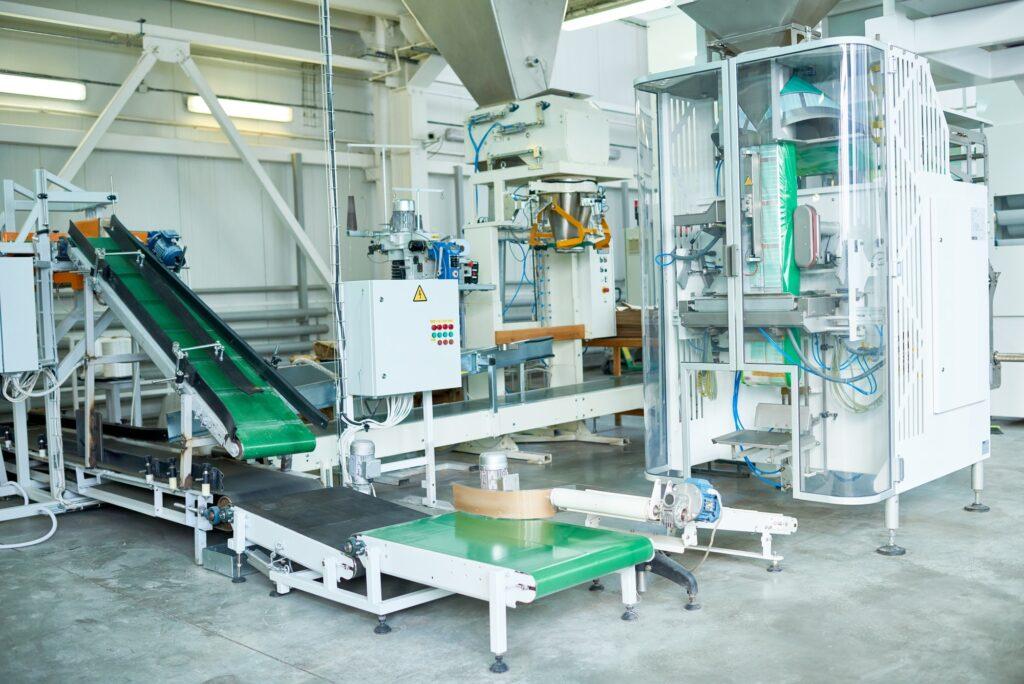 Power Units at Food Factory
